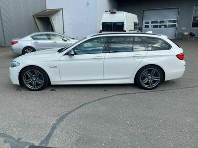 gebraucht BMW M550 5er d xDrive Touring Steptronic Digital Tacho/Softclos