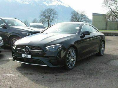 gebraucht Mercedes E200 Coupé 4Matic AMG Line 9G-Tronic