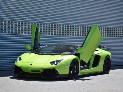 gebraucht Lamborghini Aventador LP700-4 Roadster E-Gear