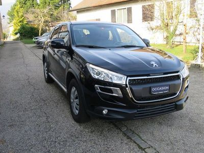 gebraucht Peugeot 4008 1.6 HDi Style 4WD