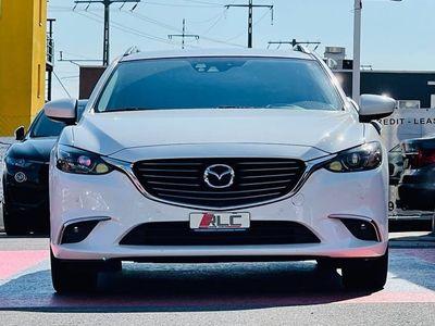 gebraucht Mazda 6 Sportwagon SKYACTIV-G 165 Revolution