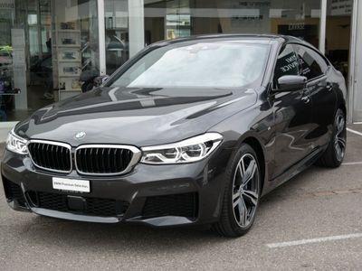 gebraucht BMW 640 d GT xDrive M-Sport