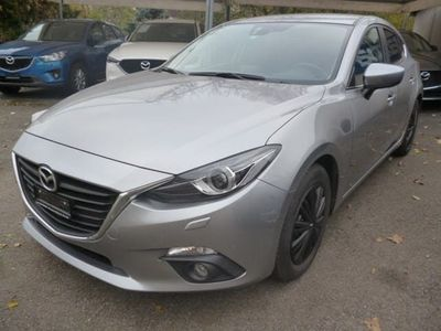 gebraucht Mazda 3 Ambition Plus VISIBILITY