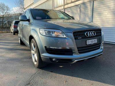 gebraucht Audi Q7 3.0 TDI 4x4
