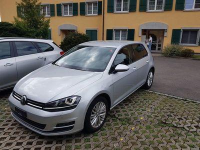 gebraucht VW Golf VII 2.0 TDI Cup 4m