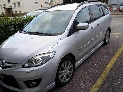gebraucht Mazda 5 2.0 DHP 08