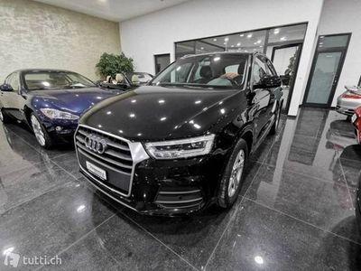 gebraucht Audi Q3 2.0 TFSI sport quattro S-tronic