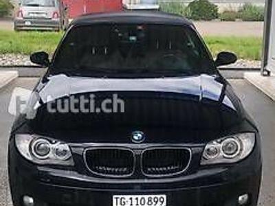 gebraucht BMW 120 Cabriolet 1er