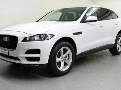 gebraucht Jaguar F-Pace 2.0 D 180 Pure AWD