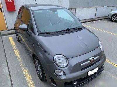 gebraucht Fiat 500 Abarth ab Service / ab mfk