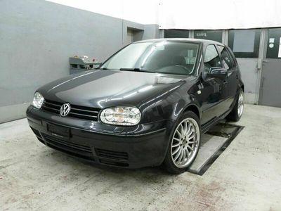 gebraucht VW Golf IV 2.8 V6 Highline 4motion
