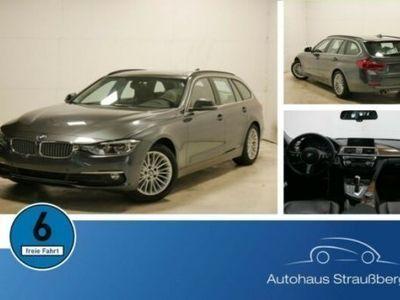 gebraucht BMW 320 d xDrive Touring Luxuryline NP:63.000€