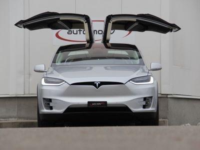 gebraucht Tesla Model X 100 D *MAX-REICHWEITE*