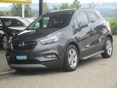 gebraucht Opel Mokka X 1.4T ecoTEC Excellence