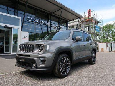 gebraucht Jeep Renegade 1.3T Limited AWD