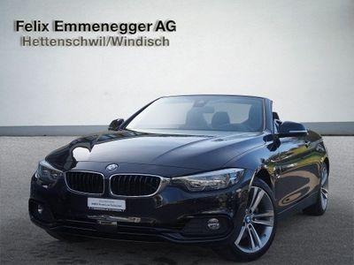 gebraucht BMW 430 i Cabrio xDrive Sport