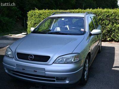 gebraucht Opel Astra G22 Cvan