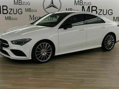 gebraucht Mercedes CLA250 AMG Line