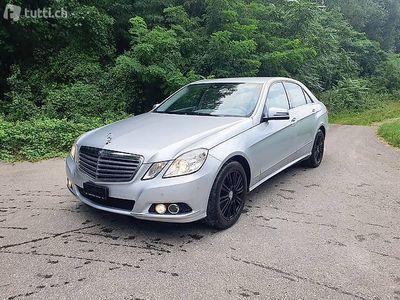 gebraucht Mercedes E350 Collaudata 2019