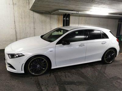 gebraucht Mercedes A250 A-Klasse Mercedes classeamg line, edition 1