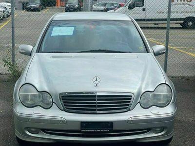 gebraucht Mercedes C240 Avantgarde