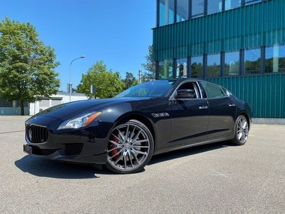 gebraucht Maserati GranSport Quattroporte 3.8 V8 GTSAutomatica