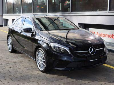 gebraucht Mercedes A200 A-KlasseCDI Night Star 7G-DCT