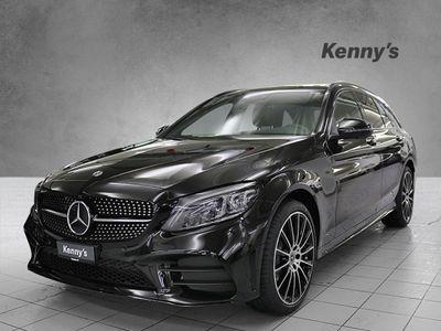 gebraucht Mercedes C300 AMG Line 4matic Kombi