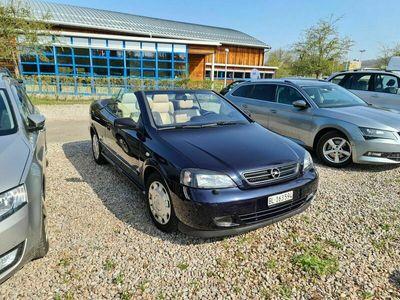 gebraucht Opel Astra Cabriolet Astra Cabrio ab MFK! ab MFK!