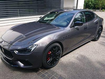 gebraucht Maserati Ghibli S Q4 3.0 V6 NerissimoAutomatica