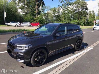 gebraucht BMW X3 M40i 2018