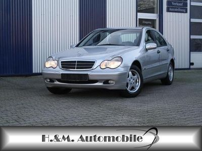 gebraucht Mercedes C200 CDI Classic