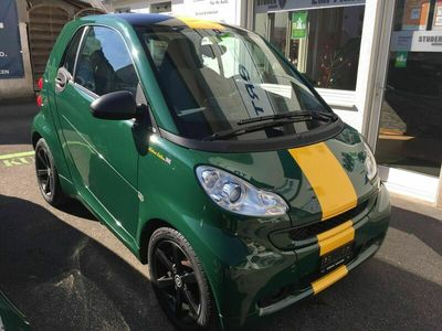 gebraucht Smart ForTwo Coupé Fortwo pulse softouchpulse softouch