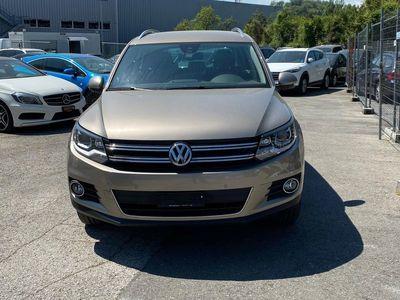 gebraucht VW Tiguan 2.0 TDI BlueMotion Sport&Style 4Motion DSG