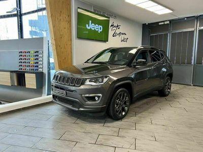 gebraucht Jeep Compass 1.3 S 4xe