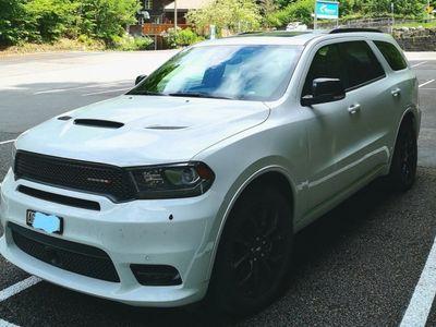 gebraucht Dodge Durango R T 4x4 Black Top 5.7