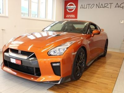 gebraucht Nissan GT-R 3.8 V6 BiT Prestige