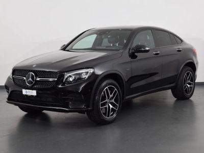 gebraucht Mercedes GLC350 GLC-Klassee AMG Line 4m