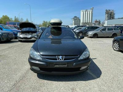 gebraucht Peugeot 607 2.2 HDI Luxe