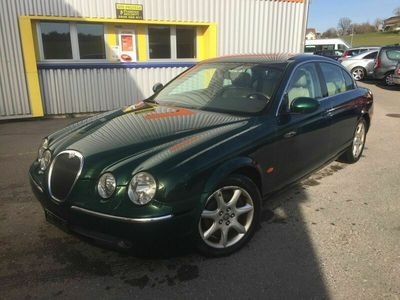 gebraucht Jaguar S-Type 2.7d V6 Executive