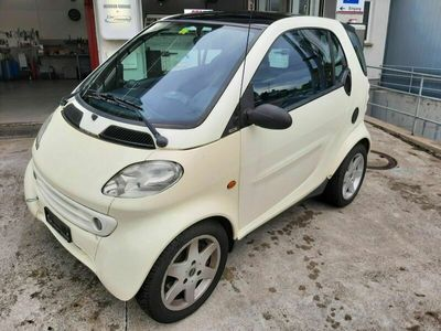 gebraucht Smart ForTwo Coupé creamstyle