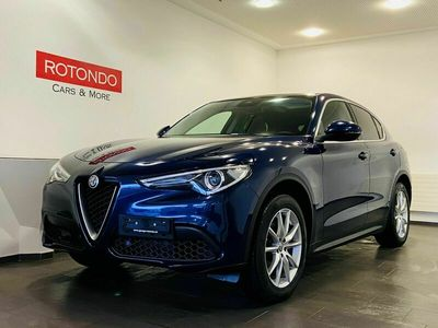 gebraucht Alfa Romeo Stelvio 2.0 Executive Q4 Automatic
