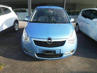 gebraucht Opel Agila 1.2 Enjoy Automatic