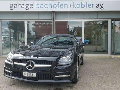 gebraucht Mercedes SLK200 7G-Tronic