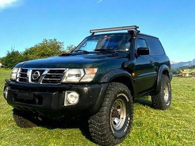 gebraucht Nissan Patrol GR Y61 2.8TD zu ersteigern