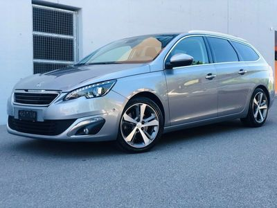 gebraucht Peugeot 308 SW 2.0 BlueHDI Allure Automatic