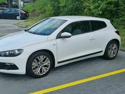 gebraucht VW Scirocco 2.0 TDI