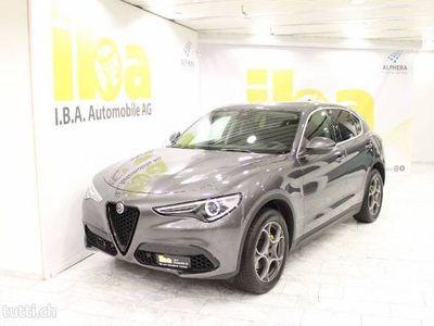 gebraucht Alfa Romeo Stelvio 2.0 Executive Q4 Aut.