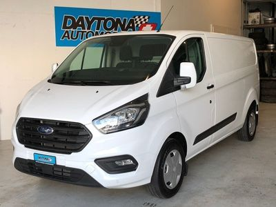 gebraucht Ford Custom TransitVan 320 L1H1 Trend