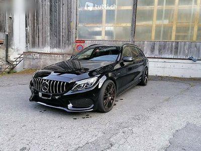 gebraucht Mercedes C450 AMG C-Klasse Mercedes Benz4matic